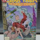 EUC Star Trek DC Comic Book 37 Oct 1992 The Tabukan Syndrome Part Three vintage
