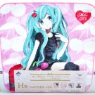 Ichiban Kuji Brand Collaboration Hatsune Miku wears MILK prize wash cloth rag