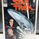 EUC Star Trek DC Comic Book 7 Apr 1990 vintage collectible