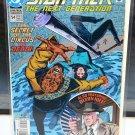 Star Trek The Next Generation DC Comic Book 54 LATE Nov 93 Secret Circus Death