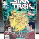 EUC Star Trek DC Comic Book 14 Dec 1990 ... In Memory of the Worthy vintage