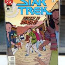 EUC Star Trek DC Comic Book 69 Mar 95 collectible vintage Descent to Danger!