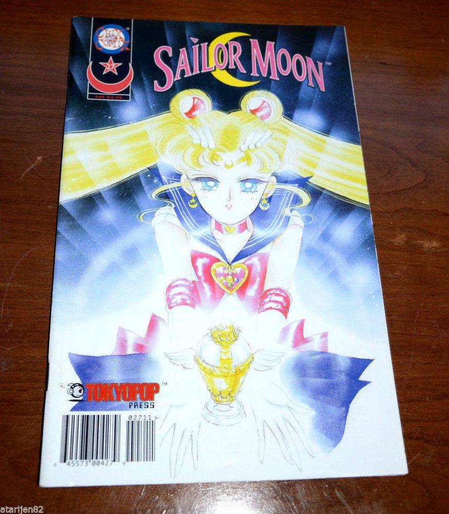 Mixx Sailor Moon comic 27 manga Naoko Takeuchi Sailormoon magical girl english