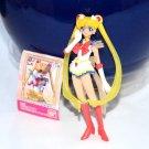 MINT Eternal Sailor Moon World gashapon toy figure doll RARE Japan import BANDAI