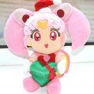 Sailor Moon 90s Chibiusa Christmas Chibimoon chibi Rini plush doll stuffed toy