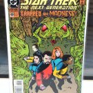 EUC Star Trek The Next Generation DC Comic Book 60 Jun 94 Trapped By Madness!