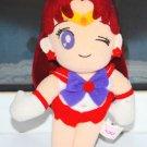 Sailor Moon wink eye Mars toy figure doll stuffed plush plushie Japan Banpresto