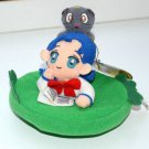 Sailor Moon Sailor Mercury Amy Ami Luna cat plush doll Banpresto stuffed toy pad