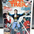 EUC Star Trek DC Comic Book 45 Apr 1993 Why, Yes! It's Trelane! vintage