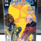 EUC Star Trek The Next Generation DC Comic Book 74 Aug 95 Spectre of War! 1995