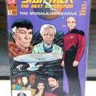 EUC Star Trek The Next Generation DC Comic Book 1 The Modala Imperative