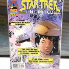 Star Trek Unlimited Comic Book 3 APR 97 Marvel Paramount Trapped Alien Dimension