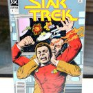 Star Trek DC Comic Book 9 Jun 1990 vintage collectible