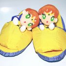 Sailor Moon Sailor Uranus plush Banpresto stuffed slippers toy Japan childrens