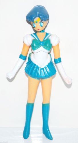 Sailor Moon S Greek toy figure doll Japan Sailor Mercury Greece European Europe
