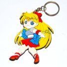 key chain Sailor Moon Venus figure gashapon toy collectible ring keychain