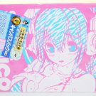 NEW Super Sonico Campus Life Bag case Ichiban Kuji Prize Japan Anime book cover