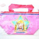 NEW Sailor Moon musical purse bag 1990's Japan Japanese official bento lunchbag