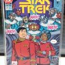 EUC Star Trek DC Comic Book 31 May 1992 Guilty! Guilty! Guilty!  vintage