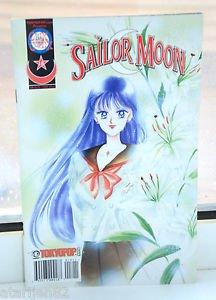BRAND NEW MINT Mixx Sailor Moon comic 18 manga Naoko Takeuchi Sailormoon english