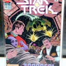 EUC Star Trek DC Comic Book 43 Feb 1993 Trapped! vintage collectible