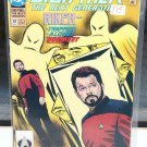 Star Trek The Next Generation DC Comic Book 31 May 92 Riker Trapped Alone Doomed