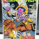 EUC Star Trek DC Comic Book 42 Jan 1993 The Trouble with Shore Leave... vintage