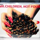 mr. children jpop japan music cd single not found slimline case excellent import