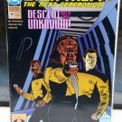 Star Trek The Next Generation DC Comic Book 39 Oct 92 Descent into the Unknown!