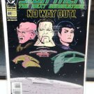 EUC Star Trek The Next Generation DC Comic Book 65 Nov 94 No Way Out! 1994