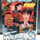 EUC Star Trek The Next Generation DC Comic Book 32 Jun 92 Trial By Fire! 1992