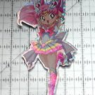 Sailor Moon large prism sticker prismatic Super Chibiusa Super Chibimoon decal
