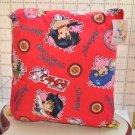 Sailor Moon S stuffed pillow plush cushion Japanese Japan vintage rare