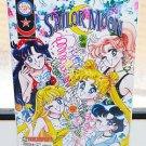 Sailor Moon comic book 20 Sailormoon English vintage