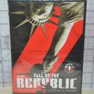 Alex Jones Fall Of The Republic DVD Infowars.com