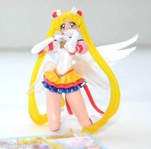 Eternal Sailor Moon World gashapon figure figurine Japan Bandai vintage Japanese