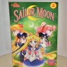 Sailor Moon 3 English Manga vintage graphic novel