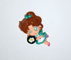 Sailor Jupiter magnet Japanese Sailor Moon vintage Bandai Japan Lita cooking