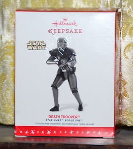 Hallmark Keepsake Ornament 2016 Star Wars Death Trooper Rogue One