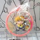 Sailor Uranus key chain keychain Japanese Sailor Moon S Banpresto Japan 1995