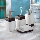 SERENITY 4-PIECE BATH SET