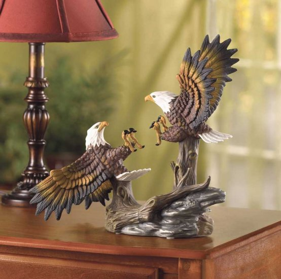 FIGHTING EAGLES