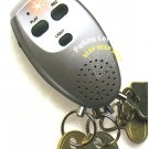 Voice recording key finder and Microlight