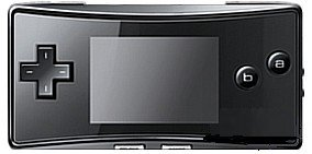 Game Boy MICRO System - Black (JAPAN)