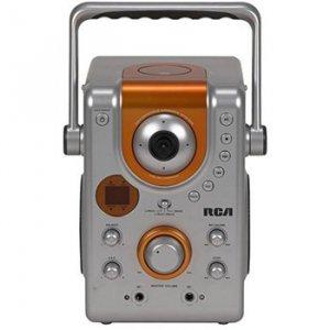 RCA Bookshelf Karaoke System with Camera