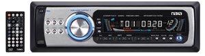 Naxa NX-653 FOLD DOWN FULL DETACHABLE PLL ELECTRONIC TUNING STEREO AM/FM.MPX RADIO MP3/CD PLAYER
