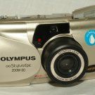 Olympus Infinity Stylus Epic Zoom 80 Quartz Date 35mm film camera