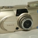 Olympus Stylus 150 compact all-weather autofocus 35mm film camera