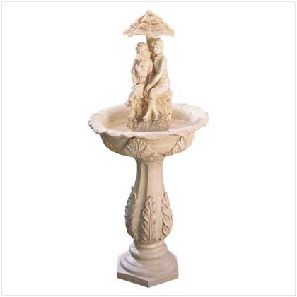 Couple Water Fountain