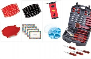 The Deluxe Ultimate Barbeque kit you will ever find!